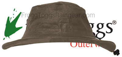 Waterproof Aussie Hat by Frogg Toggs d28a62a89b1
