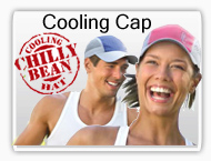 Chilly Bean Cooling Cap