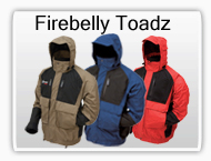 Frogg Toggs Firebelly Toadz