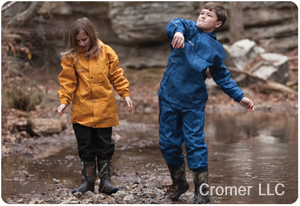 758168791bbf Frogg Toggs Polly Woggs Rain Suits for Kids. Polly Woggs