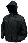 Womens Black Pro Action Jacket