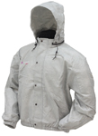 Womens Cherry Pro Action Jacket Gray