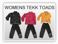 Womens Tekk Toads