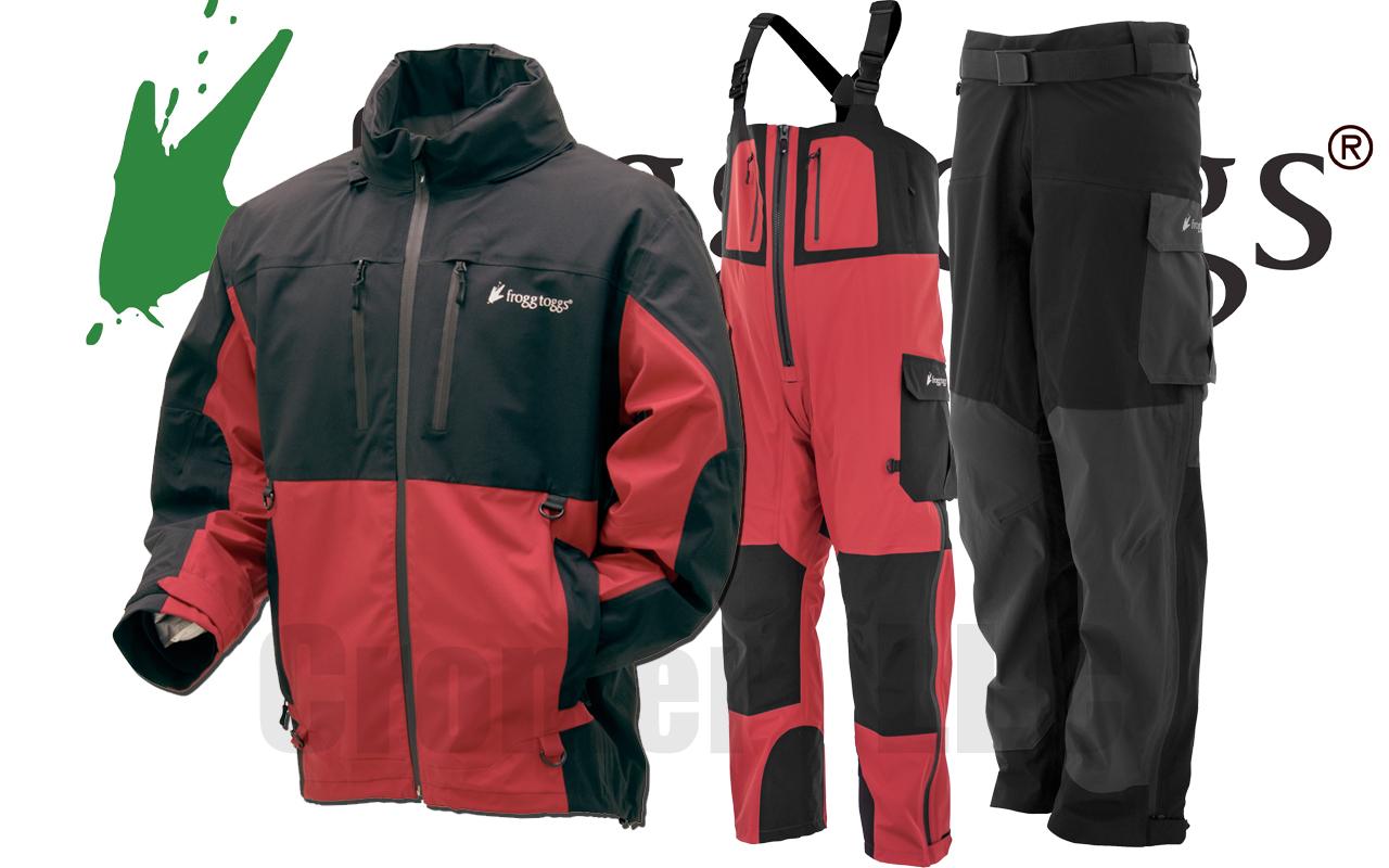 Frogg Toggs Pilot Guide Rain Jacket Waterproof Windproof
