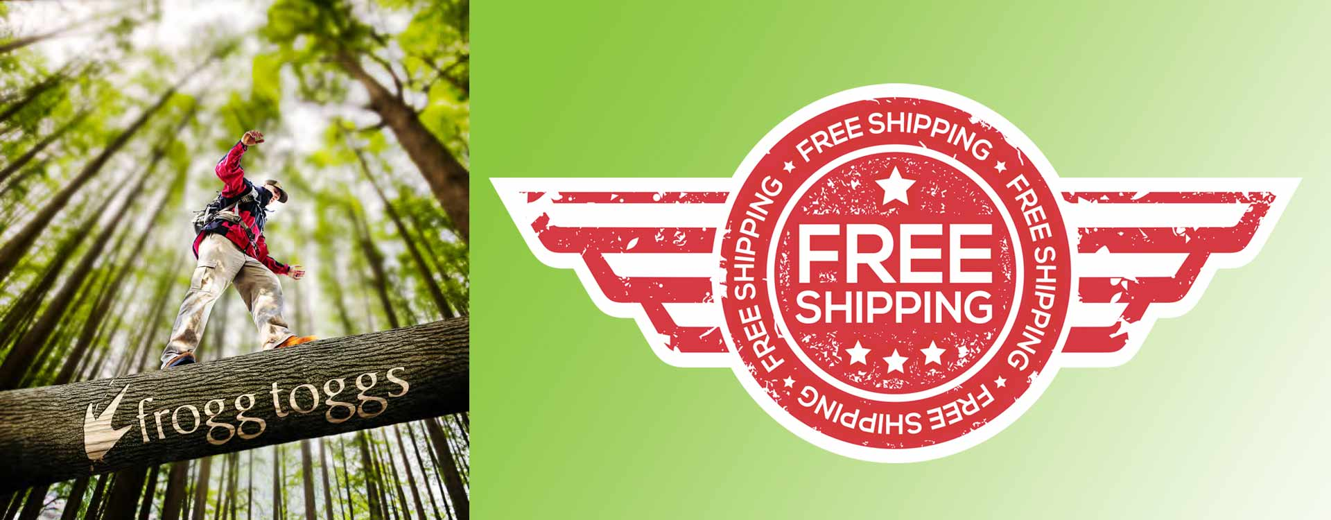 Free shipping on Frogg Toggs